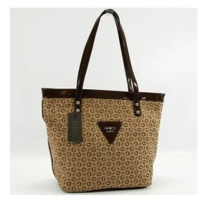 Guess Signature Tansy Tote Bag